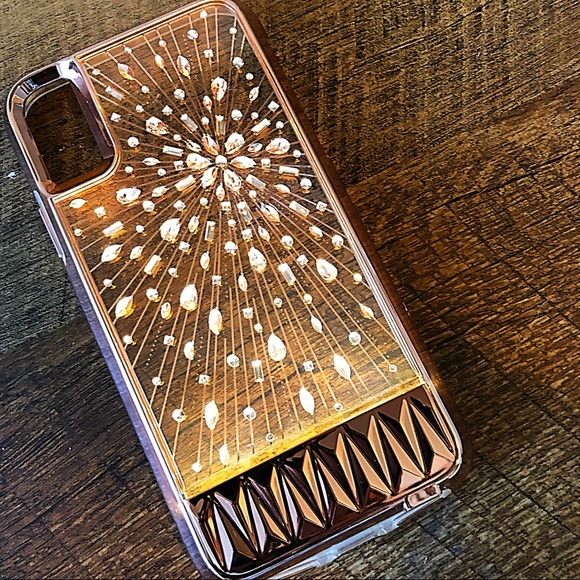 finest selection cdb75 a7eb1 CASE • MATE LUMINESCENT - iPhone X Case NWT